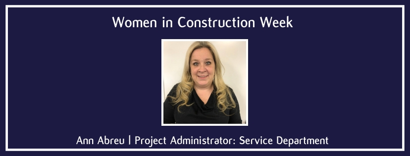 Ann Abreu | Project Administrator: Service Department