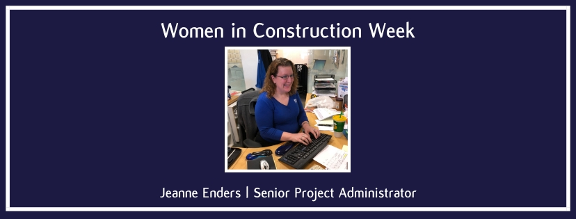 Jeanne Enders | Senior Project Administrator
