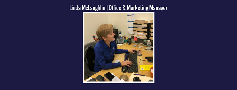 Linda McLaughlin | Office & Marketing Manager
