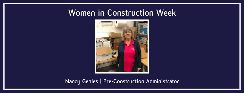 Nancy Genies | Preconstruction Administrator