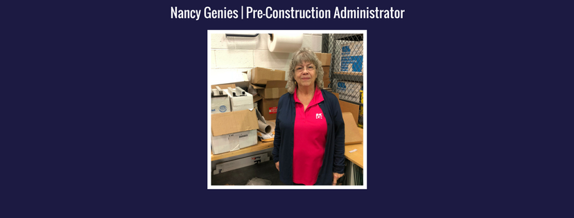 Nancy Genies | Pre-Construction Administrator
