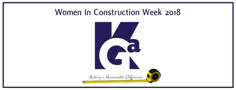 Celebrating Women in Construction Week 2018