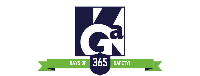 KGa Celebrates 365 Days of Safety