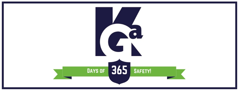 KGa Celebrates 365 Days of Safety