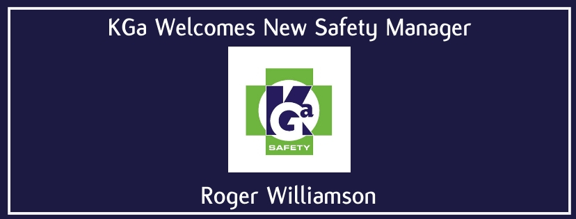 Kensington Glass Arts Welcomes New Safety Manager, Roger Williamson