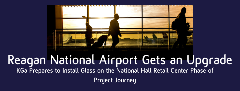 Reagan National Airport Gets an Upgrade