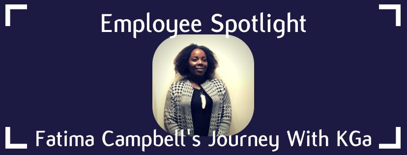 Employee Spotlight | Fatima Campbell