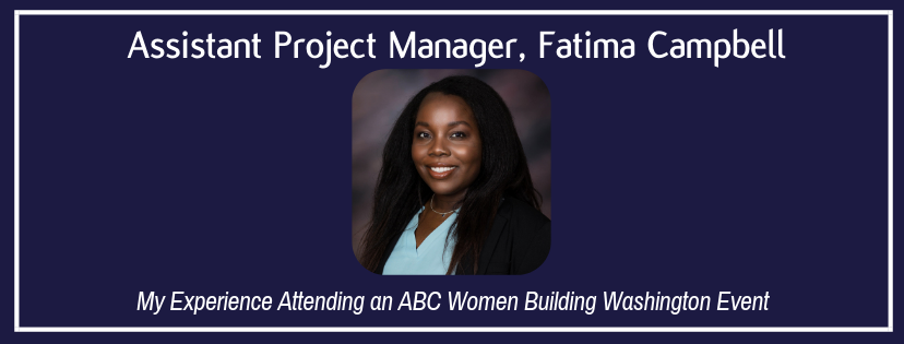 My Experience Attending an ABC Women Building Washington Event