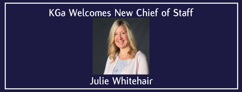 Kensington Glass Arts, Inc. Welcomes Julie Whitehair as Chief of Staff