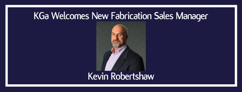 KGa Hires New Fabrication Sales Manager