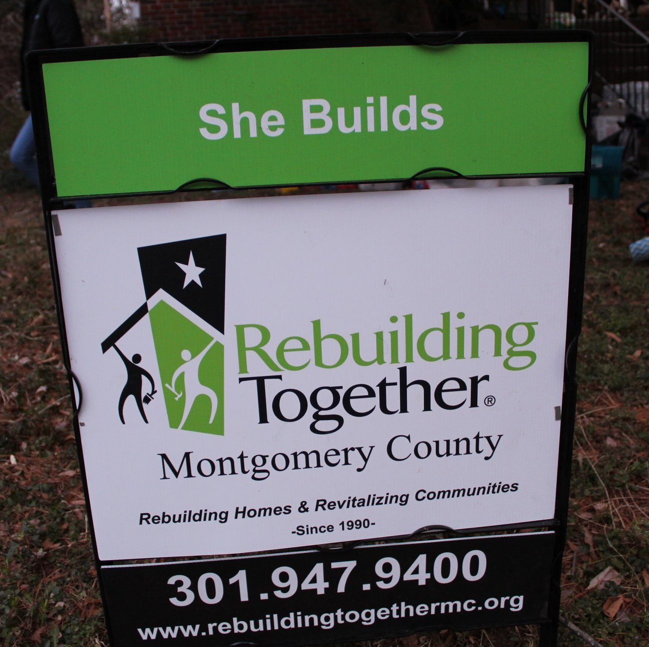 SheBuilds Sponsored by ABC Washington Metro in Partnership with Rebuilding Together Montgomery County