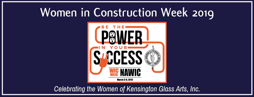 Women in Construction Week 2019