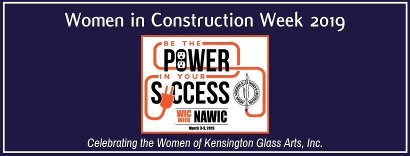 Women in Construction Week 2019