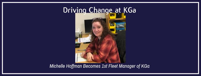 Driving Change at KGa