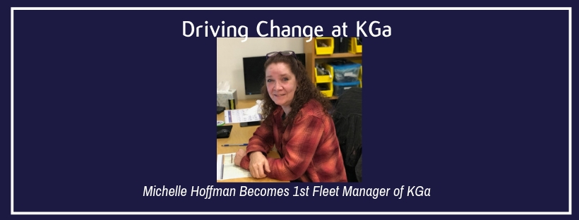 Driving Change at KGa
