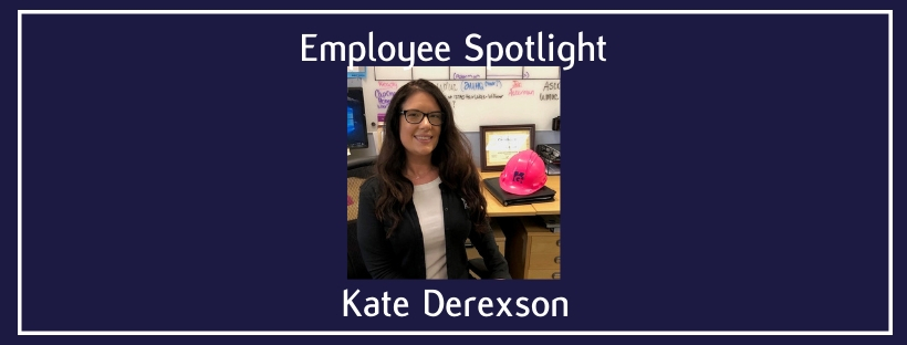 Employee Spotlight | Kate Derexson