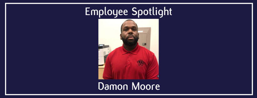 Employee Spotlight | Damon Moore