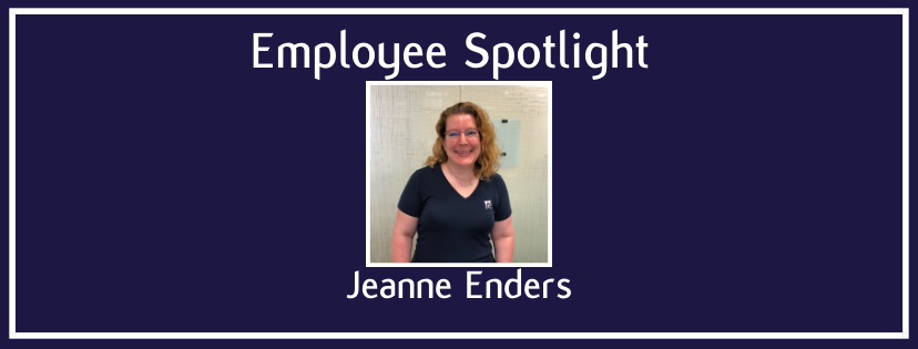 Employee Spotlight | Jeanne Enders