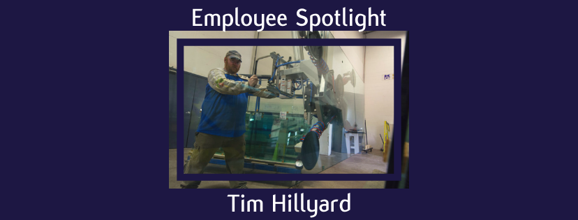 Employee Spotlight | Tim Hillyard