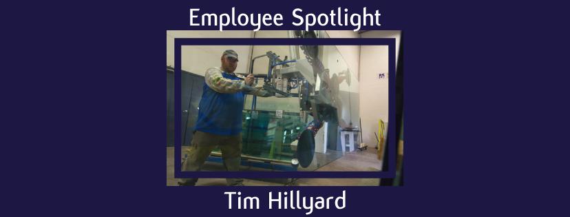 Employee Spotlight | Tim Hillyard