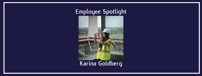 Employee Spotlight | Karina Goldberg