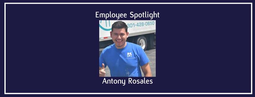 Employee Spotlight | Antony Rosales
