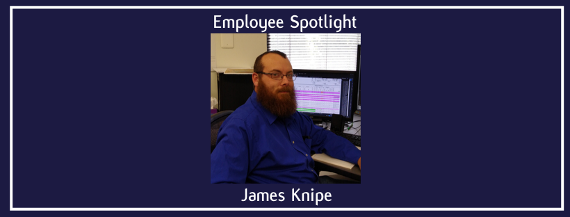 Employee Spotlight | James Knipe