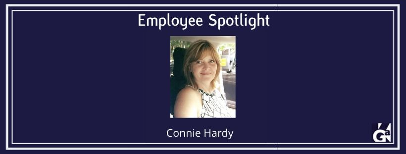 Employee Spotlight on Connie Hardy