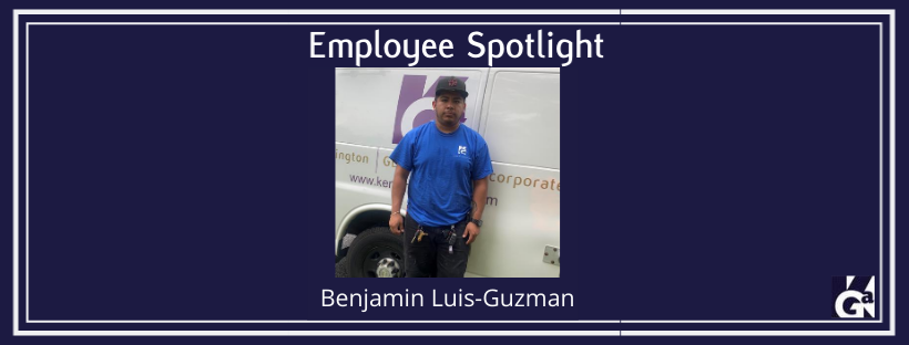 Employee Spotlight Benjamin Luis-Guzman