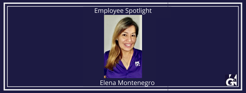 Employee Spotlight on Elena Montenegro