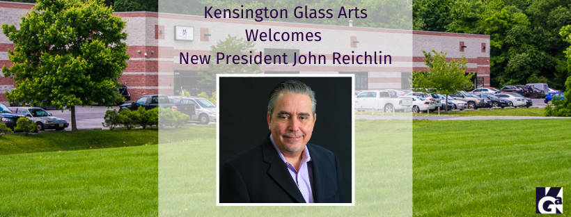 KGa Welcomes New President John Reichlin