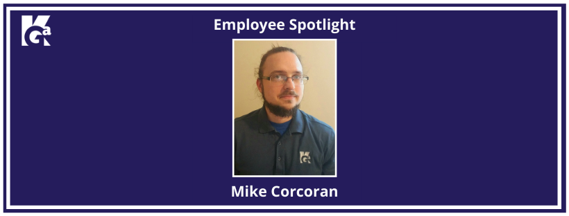 Mike Corcoran Employee Spotlight