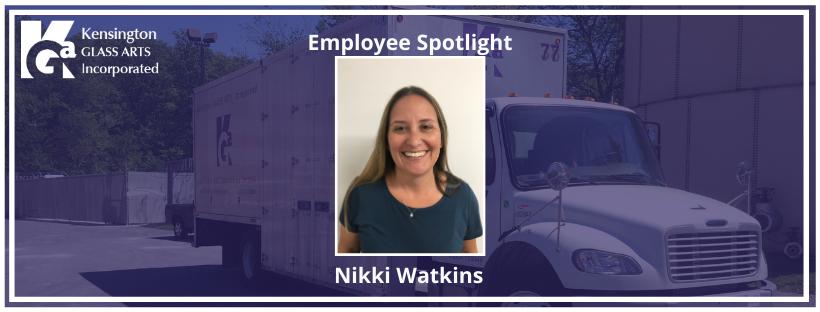 Nikki Watkins Employee Spotlight