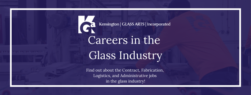 Careers in Glass Industry